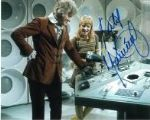 "Katy Manning ""Jo Grant"" DOCTOR WHO Genuine Signed Autograph 10 x 8 COA 5188"